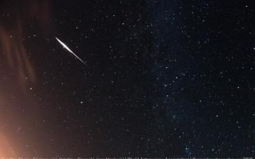 Научниците ги откриваат најраните докази за личност убиена од метеорит