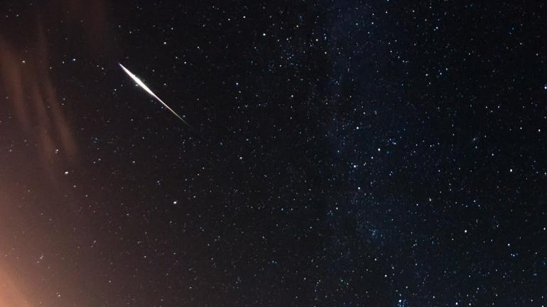 Персеиди метеорски дожд – Август 2015