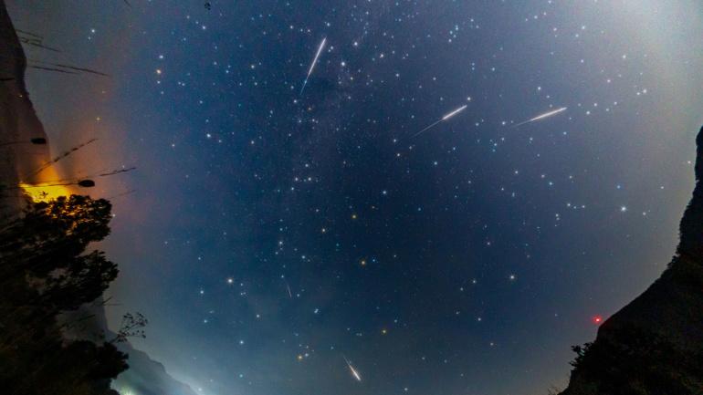 Персеиди метеорски дожд – Август 2019
