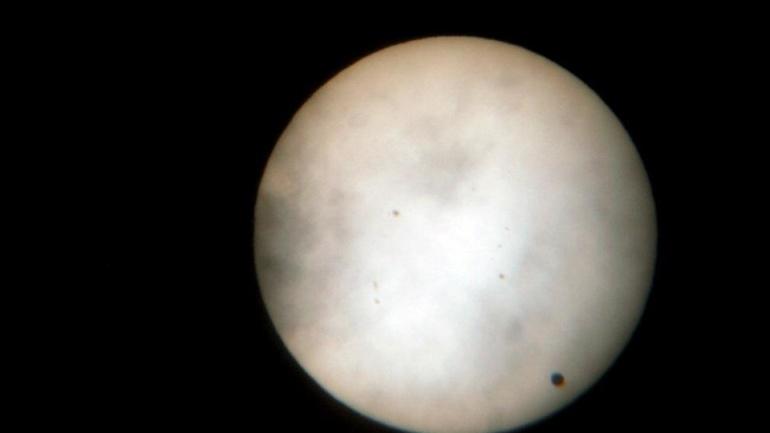 Транзит на Венера – 05 Јуни 2012