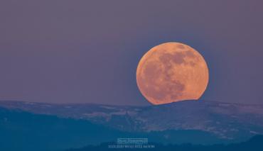 Погледнете го Делумното затемнување на Месечината