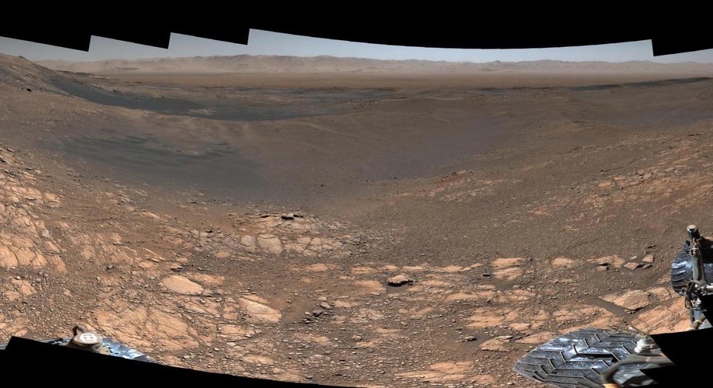 Видете ја Марс како никогаш досега!