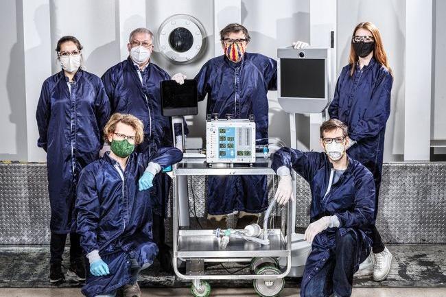 Инжењери на НАСА градат вентилатор против КОВИД-19