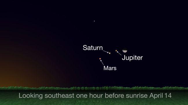 Еве што да гледате овие денови на ноќното небо додека сте дома