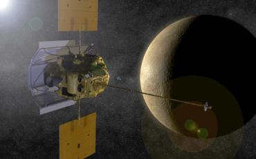 На овој ден во вселената! 30 април 2015 година: Вселенското летало MESSENGER се урна на Меркур