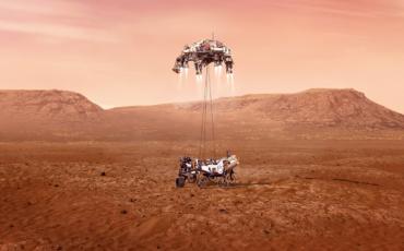 Следете во живо слетување на роверот Perseverance на Марс
